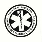 NATIONAL REGISTRY EMERGENCY MEDICAL TECHNICIANS