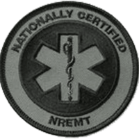 Order an EMT Tactical Patch