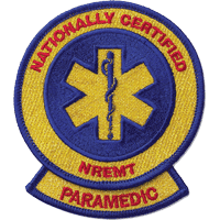 Order a Paramedic Patch